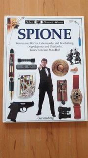 Kinderlexikon Spione
