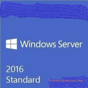 Windows Server 2016 Standard Für