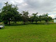 Obstbaum- Wiesengrundstück mit kleiner Hütte