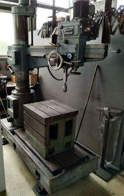 Alzmetall AB3R Bohrwerk Radialbohrmaschine Bohrmaschine
