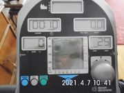 Ergometer Heimtrainer cardio pro Trainingsgerät