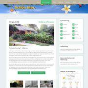 Homepage für Ferienwohnung Webseiten - 9