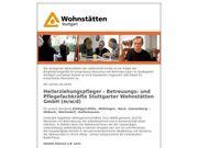 Heilerziehungspfleger - Betreuungs- und Pflegefachkräfte Stutt