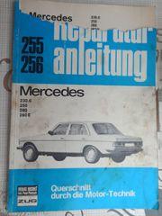 Reparaturanleitung - Mercedes 230 6 250