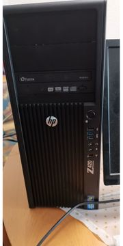 HP Z420 Workstation PC Computer