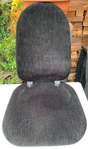 Sitzauflage für gerades Sitzen Autositz-Wohnung