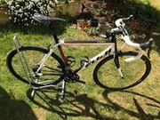 Rennrad Fuji sl1 mit Carbonlaufräder