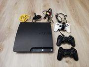 Playstation 3 mit Spiel und