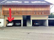 Carport Parkplatz