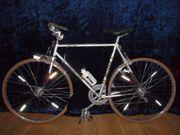 Oldtimer Gents-Touring Fahrrad für Liebhaber