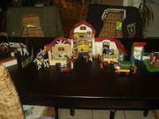 Playmobil 6926 6929 Country Ponyhof