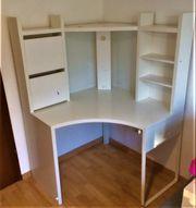 IKEA Eckschreibtisch MICKE - Jugendzimmer Büro