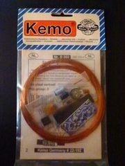 3 Bausätze Leuchtstofflampen-Spannungswandler KEMO B060