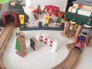 Brio Eisenbahn mit Schienen und