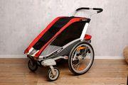 Chariot Cougar1 Fahrrad Anhänger