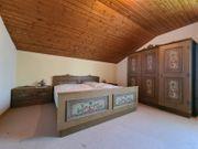wunderschönes altes bauernschlafzimmer