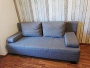 Couch zum ausziehen in gutem
