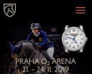 Global Championsleaque Prag Springreiten