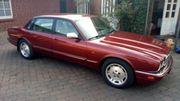 Jaguar XJ6 In Teilen zu
