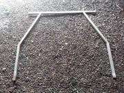 Edelstahl Rahmen Pickup Ladefläche