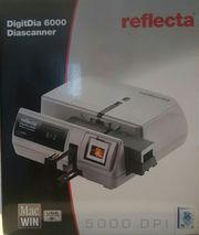 Diascanner reflecta DigitDia 6000 Silverfast