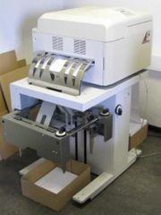Laserdrucker für DIN A3-Endlospapier Microplex