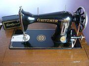 Gritzner Nähmaschine Modell V mit