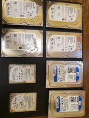 Festplatten HDD HDD s
