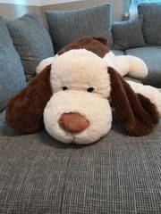 Großer Kuschelhund