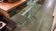 Glas Tisch - LD04121