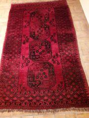 Teppich rot ca 120 x