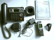 Telefon Panasonic KX-TCD545G schnurgebunden und