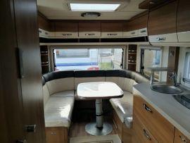 Wohnwagen - Tabbert Da Vinci 530 Dusche