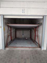Tiefgaragenstellplatz garage Innenstadt E Quadrate