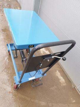 Fetra 6832 hydraulischer Scherenhubtisch Hubtisch: Kleinanzeigen aus Burscheid - Rubrik Geräte, Maschinen