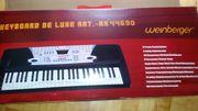 Keyboard De Luxe Nr 44690 -