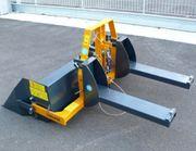 DELEKS® PRM-140-LM Schaufel Kippmulde Kippbox