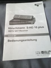 Hirschmann SAT Receiver