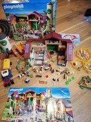 Playmobil großer Bauernhof 5119 OVP
