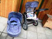 Kombi Kinderwagen Maxi-Cosi Set Regenschirm