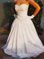 Wunderschönes Brautleid Gr 38