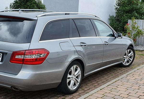 4 Original Mercedes-Benz E Klasse