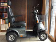 Stabiles Elektro-Mobil für Senioren Gehbehinderte