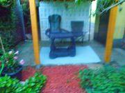 Garten mit Bungalow zu verpachten