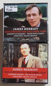 Hörbuch James Herriot 2 CDs
