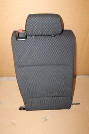 BMW 12151 E91 Rücksitzlehne Rücksitz