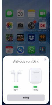 AirPods 2 Wireless Case Nachb