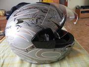 Motorrad - Integral -Helm E9 wie