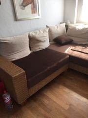Neuwertige Couch