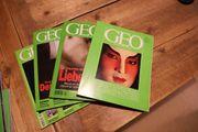 Geo-Magazin 1978-2018 - seltene Sammlung